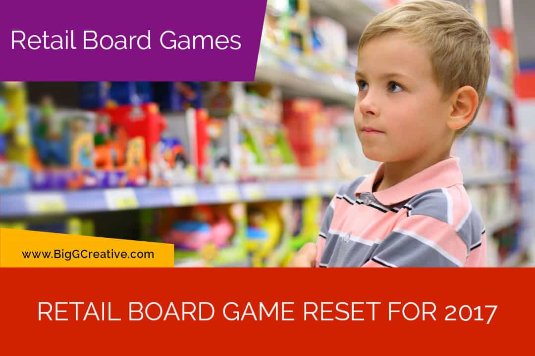 Retail Board Game Reset 2017