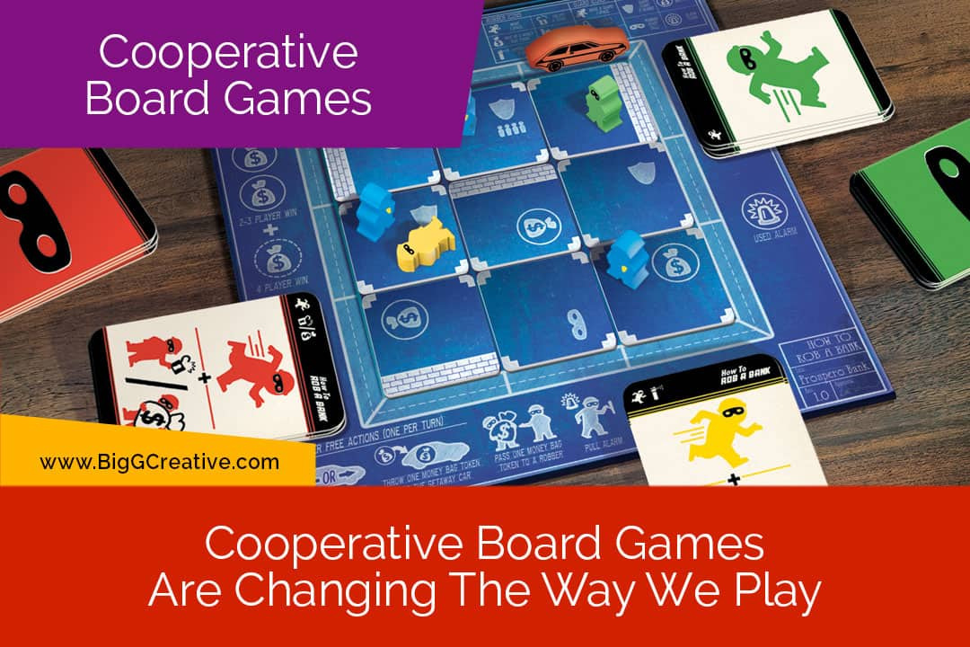Cooperative Board Games Are Changing The Way We Play