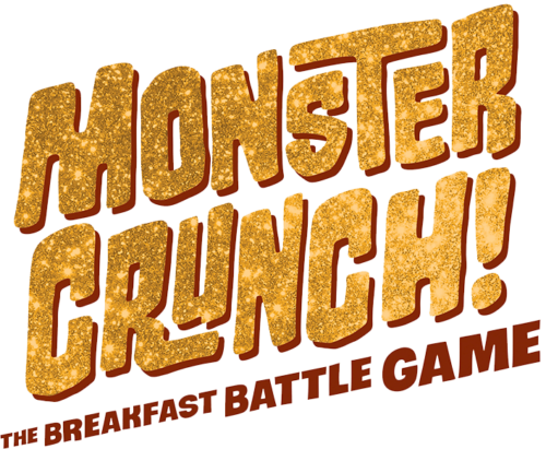Monster Crunch! The Breakfast Battle Game Logo