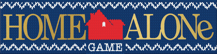 Home Alone Game Logo