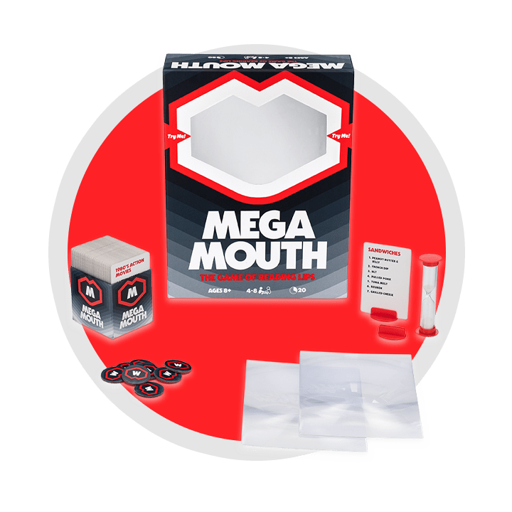 Mega Mouth: The Game of Reading Lips